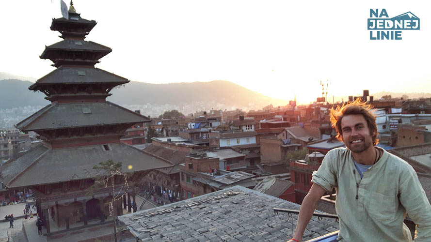 Moje Boże Narodzenie w Kathmandu