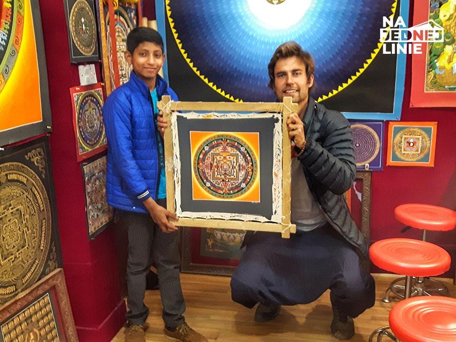Mandale – nepalskie dzieła sztuki