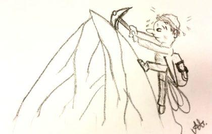 Żabi Koń rysunek