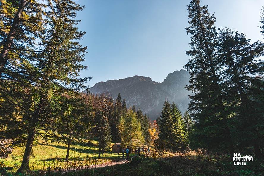 Dolina Kościelecka w Tatrach