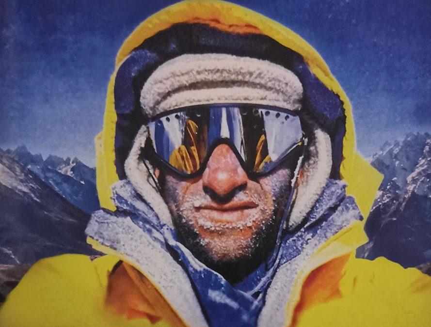Erhard Loretan, 100% wolności na Antarktydzie