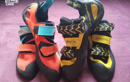 jakie buty wspinaczkowe la sportiva