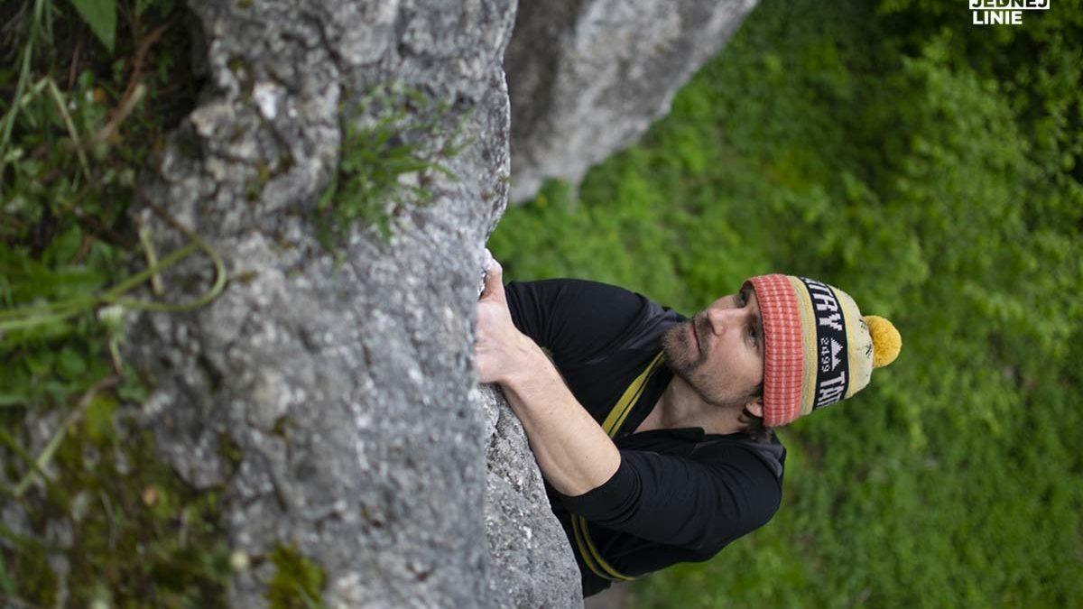 Old Schoolowy trening wspinaczkowy – mistrza Kurtyki