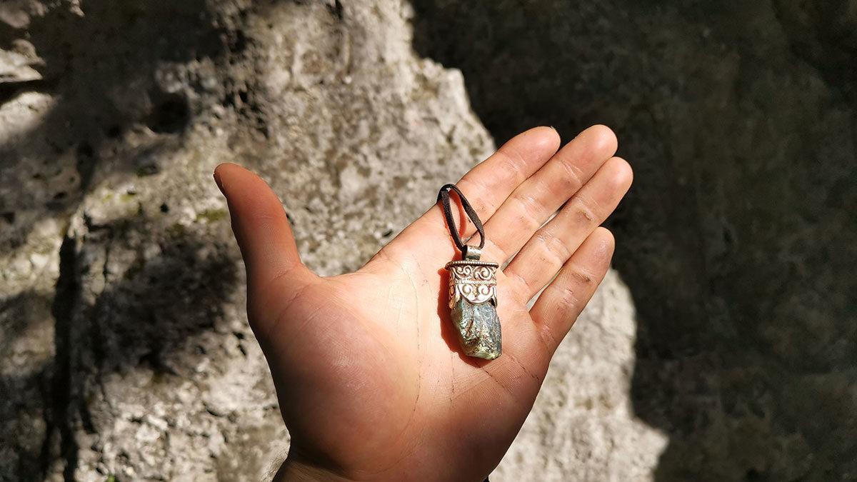 Amulet z Nepalu. Moje źródło mocy i jak je utraciłem