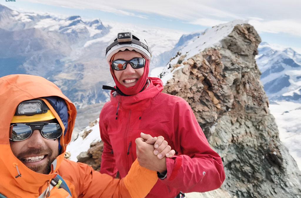 Jak zdobyć Matterhorn od Hornli – czyli statystyki z wczoraj i perspektywy na dziś