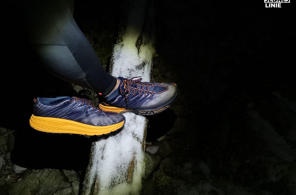 Testuję buty trailowe HOKA ONE ONE Speedgoat, czyli intymnie o bieganiu po górach, lasach i dolinach