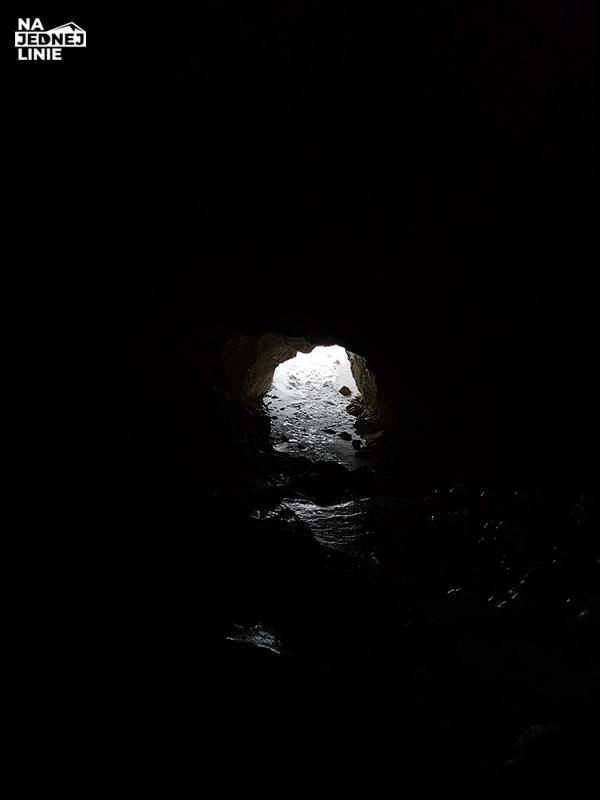 Ujście Jaskini Mylnej