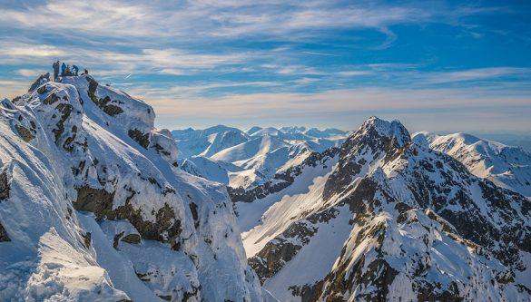 Kozi Wierch - Panorama