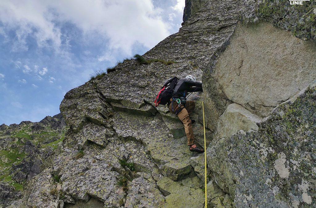 Trekking poza szlakiem w Tatrach