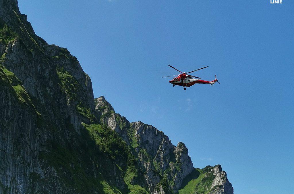 Bezpieczeństwo w górach. Jak reagować podczas niebezpiecznych sytuacji? Poradnik